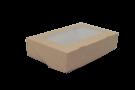 Картонный контейнер с окном 170/70/40 500мл (Tabox 500)