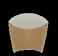 "Коробка для картофеля-фри 100-120гр ""М"" (EcoFry M)"