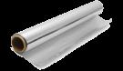 Фольга рулон  29см*50м (плотность-8мкм)