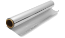 Фольга рулон  44см*100м (плотность-9мкм)