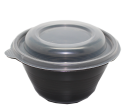 Контейнер пластиковый 500мл с крышкой (комплект ПРМС 500)