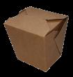 Картонный контейнер 700 мл