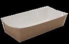 Картонный лоток ламинированный  220/115/42 (Eco Tray 800)