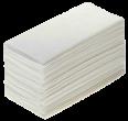 Салфетки для диспенсера 1-сл 24*18 Focus Optimum (Белый)