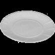 Тарелка 17 см картон (толщина 0, 35 мм)