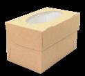 Упаковка для маффинов 160/100/100мм (ECO MUF 2 )