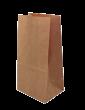 Бумажные пакеты ламинированные (жиростойкие)