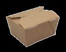 Картонный контейнер 600мл (Fold box 600)