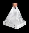 Пакет ПЭ для переноски коробок для пиццы 38-42см