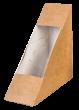 Коробка для сэндвича картонная  (большая-60мм Eco Sandwich 60)