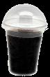 Пластиковые стаканы 400 мл ПЭТ (плотный пластик)