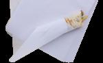 """Оберточная бумага 305*380 жиростойкая """"белая"""""""