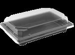Контейнер с крышкой для суши 233/161/50 (СП-24)
