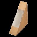 Коробка для сэндвича картонная  (малая-40мм EcoSandwich 40)