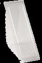 Пластиковая коробка для сэндвича ( 58мм мал.)+СВЧ