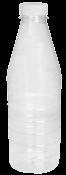 Бутылка 1Л с широким горлом (38мм)+крышка