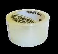 Скотч прозрачный 48мм*60м (45МКР)