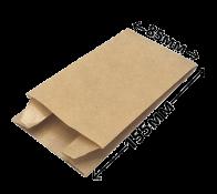 Пакет бум.155/85/55 (с V-образным дном) ламинированный
