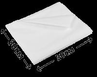 """Жиростойкая (оберточная) бумага 305мм*305мм """"белая"""""""