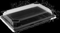 Контейнер с крышкой для суши 233/161/50 (С-25) комплект