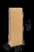 Бумажный пакет без ручек 170/50/80