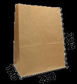 """Бумажный пакет без ручек 220/120/290 """"С"""""""